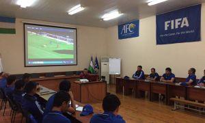 Для тренеров был организован семинар по нововведениям в правилах игры