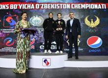 Bukhara takes the lead with three gold medals at Uzbekistan Women's Junior National Championships