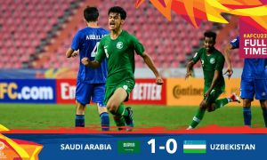 Match Highlights. Saudi Arabia 1-0 Uzbekistan