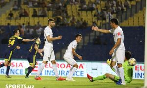 FC Pakhtakor earn a 3-1 victory over FC Kokand