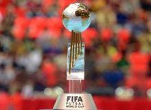 Чемпионат мира по футзалу стартует в Литве.