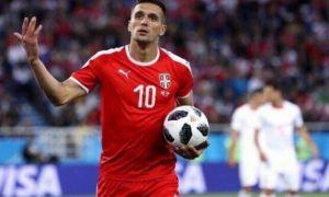 Литва - Сербия 0:1 (видео)
