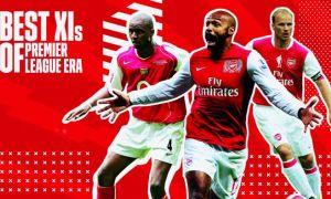 «Арсенал»нинг Премьер-лига давридаги энг яхши футболчилари рамзий жамоаси: Анри, Виейра ва бошқалар!