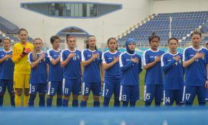 Рейтинг ФИФА: Женская сборная Узбекистана занимает 44-место