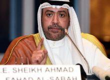 Шейх аль-Сабах покинул пост главы АНОК
