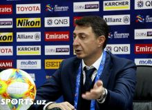 Shota Arveladze: Our team play better as Al Ahli side have no chance to win the game
