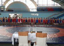 Спортивная борьба: «Кубок хокима» в Яшнабадском районе, очередной мастер-класс в Риштане