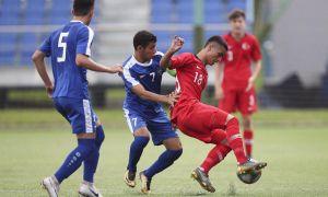 Турнир памяти Валентина Иванова: Сборная Узбекистана U-16 проиграла Турции