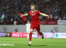 Ukrainian striker Olexander Kasyan joins FC AGMK