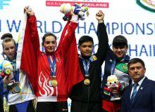 Очередные медали тяжелоатлетов Узбекистана на ЧА
