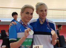 Очередные медали велоспортсменов Узбекистана на ЧА