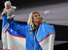 Светлана Радзивил — «Заслуженный спортсмен Республики Узбекистан»