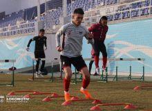 «Локомотив» перед поездкой в Доху провел тренировку