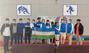Наши рапиристы начали учебно-тренировочный сбор в Беларуси