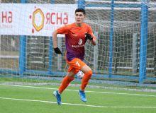 Дубль Жасура Яхшибаева в Премьер-лиге Беларуси (Видео)