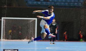 Футзал. Наша сборная сыграет товарищеские матчи с одной из ведущих команд мира в Ташкенте.
