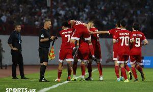 Match Highlights. FC Pakhtakor 2-2 FC Navbahor