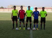 Первенство U-18. «Шуртан» одержал первую победу в сезоне