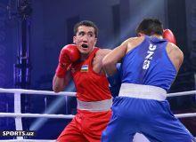 Photo Gallery. Mirazizbek Mirzakhalilov defeats 19-year-old Khurshidbek Rasuljonov in the final