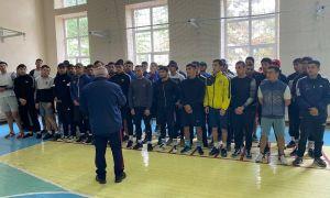 Наши боксёры принимают участие в международном сборе