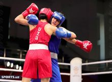 The women's finals are revealed after the sixth day of boxing at the Uzbekistan Elite National Championships