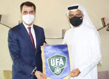 AFC President hails UFA's commitment and progress