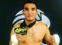 Uzbek fighter Mansurbek Tolipov will squares off against Xompikat of Thailand in Buriram