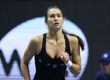 Санкт-Петербург. Виталия Дьяченко потерпела поражение от Марии Саккари