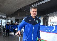 Послематчевые комментарии главного тренера сборной Узбекистана