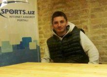 Никита Рыбкин в гостях у портала SPORTS.uz: интервью с победителем Про-лиги.