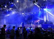 """Взяли реванш: """"Uzbek Tigers"""" в домашних стенах одержал убедительную победу над """"Cuba Domadores"""""""