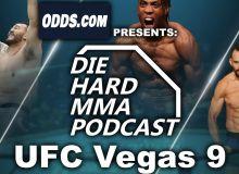 """""""UFC Vegas 9"""" турниридан қандай жанглар ўрин олган?"""