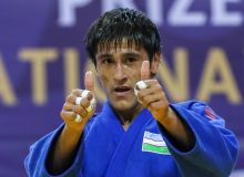 Uzbek judokas start their campaign at the Hohhot Grand Prix today