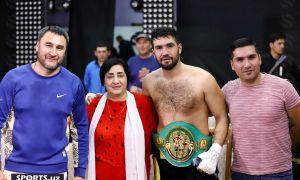 Тошкентдаги бокс оқшомининг иккинчи марказий жангида WBC Asia камари соҳиби жанг қилди