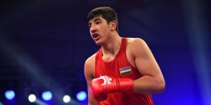 "Jahongir Zokirov: ""I will try to be number one after Bakhodir Jalolov"""