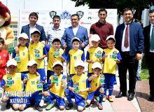 Uzbekistan Football Association organise Inter Cup 2018 - Junior Football Festival