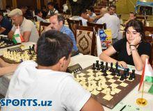 Photo Gallery. Karshi is hosting International Chess Tournament
