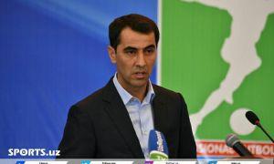 Равшан Ирматов – новый вице-президент АФУ
