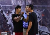 MMA face to face