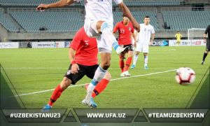 Match Highlights. Korea Republic 1-2 Uzbekistan U23