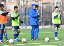25 игроков приглашены для участия в УТС в составе сборной Узбекистана U-18