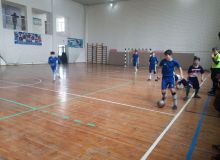Детский футбол: Результаты 2-го тура республиканского турнира по футзалу в Фергане