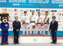 Uzbekistan's judokas already earn four medals in the IBSA World Judo Championships