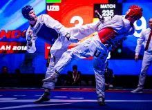 Никита Рафалович якуний Гран-прининг бронза медали учун жанг қилади