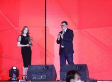 Лицензиат «Токио-2020» стала победительницей конкурса «Тахсин-2021»