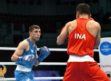 Шахобиддин Зоиров добавил ещё одну лицензию в копилку сборной Узбекистана