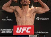 Маҳмуд Мурадов бугун UFC да дебют қилади