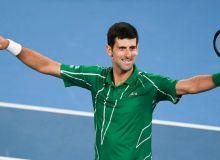 Novak Jokovich finalga yo'l oldi