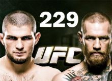 Конор Макгрегор UFC'даги 2-мағлубиятини Хабиб Нурмагомедовдан қабул қилиб олди