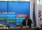 Press with Irmatov